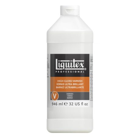 Liquitex High Gloss Varnish 946 ml