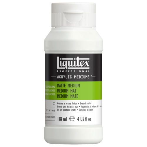 Liquitex Matte Medium 118 ml
