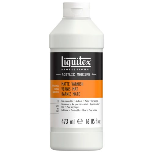 Liquitex Matte Varnish 473 ml
