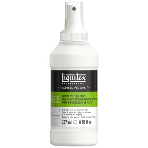 Liquitex Palette Wetting Spray 237 ml