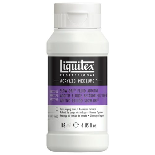 Liquitex Slow-dri Fluid Retarder 118 ml