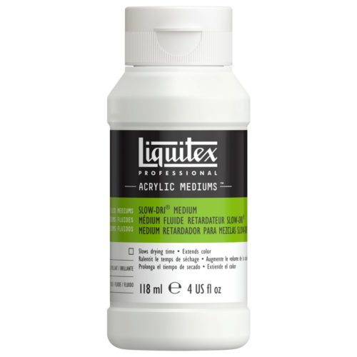 Liquitex Slow-dri Blending Medium 118 ml