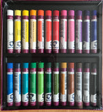 Royal Talens Van Gogh 24 Oil Pastels Set