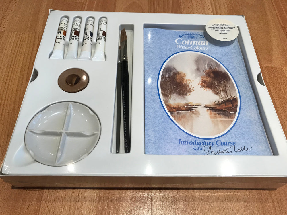 Winsor & Newton Cotman Watercolour Introductory Course Set