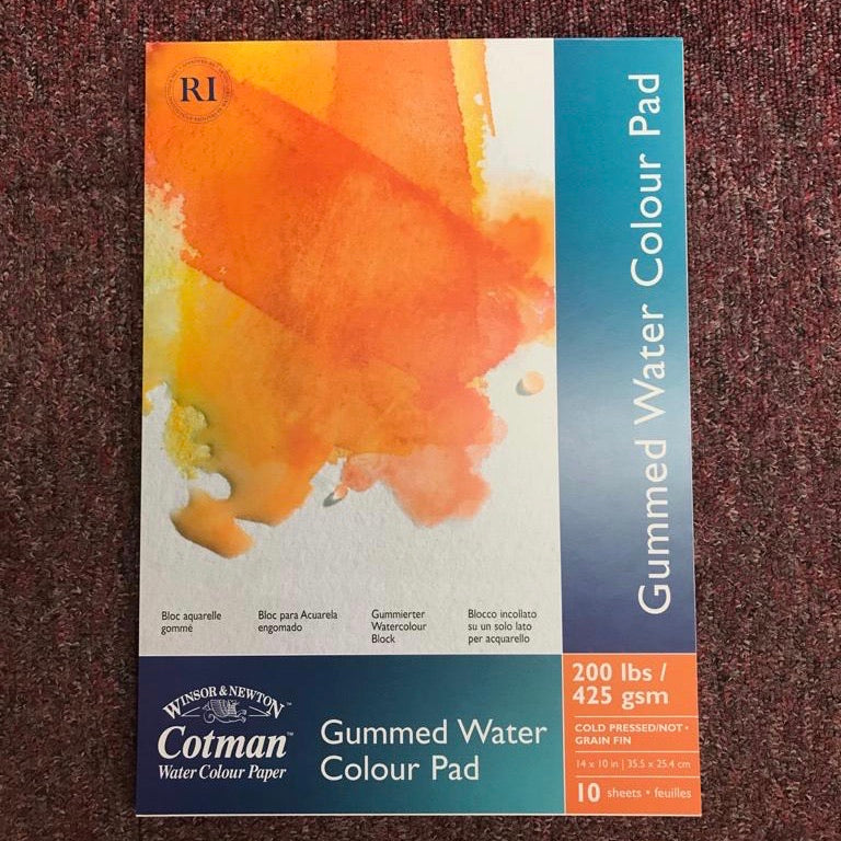 Winsor & Newton Cotman Water Colour Paper Pad