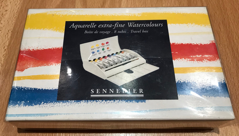 Sennelier Watercolour Set