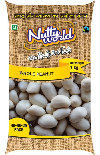 Blanched Whole Peanuts