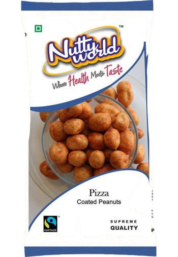 Pizza Coated Peanuts