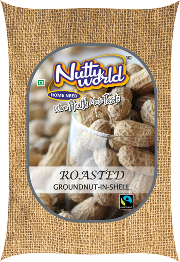 In-shell Plain Roasted Groundnut