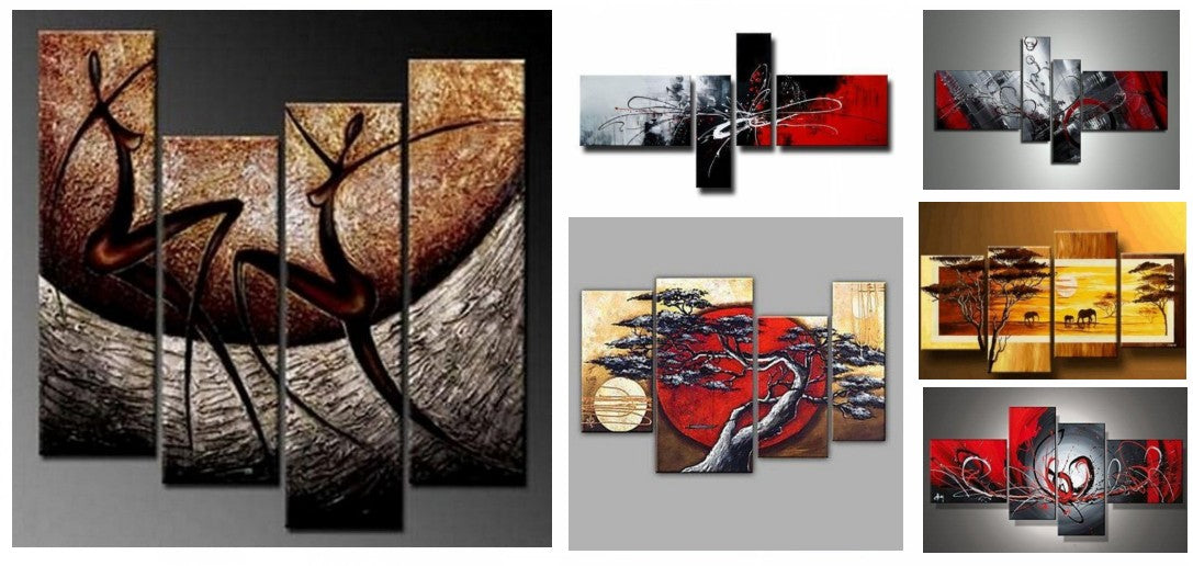 Modern Paintings, Canvas Paintings for Living Room, Simple Modern Art, Large Painting for Sale, Abstract Acrylic Paintings
