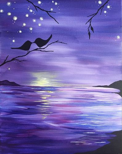 40 Easy Painting Ideas for Kids, Simple Painting Ideas for Beginners, Easy Bird Acrylic Painting on Canvas, Easy Landscape Painting Ideas, Easy Abstract Wall Art Paintings