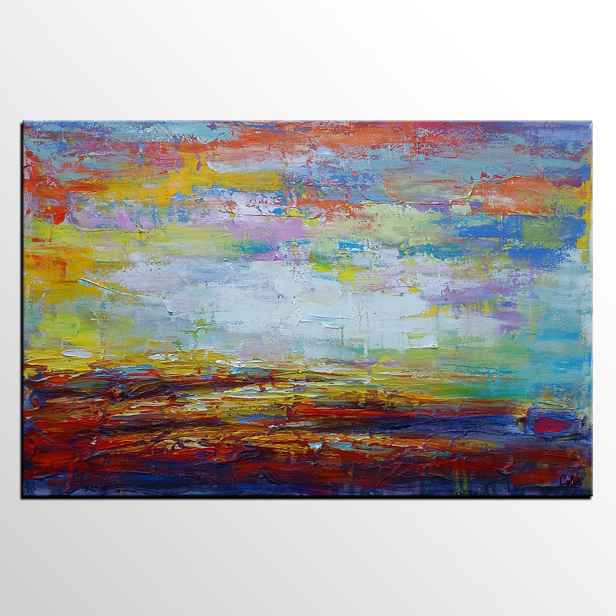 Home Art, Original Wall Art, Landscape Pain...