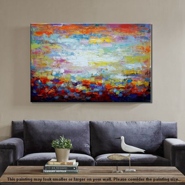 Contemporary Art, Original Wall Art, Abstra...