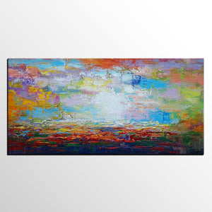 Home Art, Abstract Art, Original Wall Art, Landscape Painting, Large Art, Canvas Art, Wall Art, Original Artwork, Canvas Painting, Modern Art, Acrylic Art 155