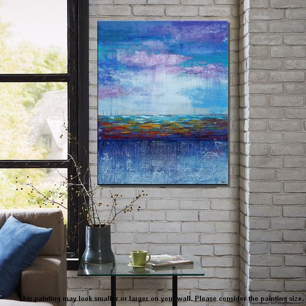 Abstract Painting, Wall Art, Home Art, Modern Art