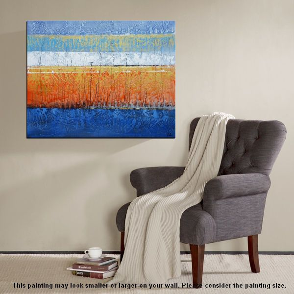Large Art, Canvas Art, Wall Art, Large Artwork, Modern Art, Art on Canvas - artworkcanvas