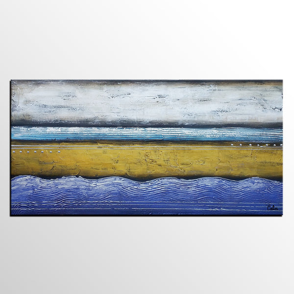 Canvas Painting, Abstract Art, Wall Art, Abstract Painting, Modern Art - artworkcanvas