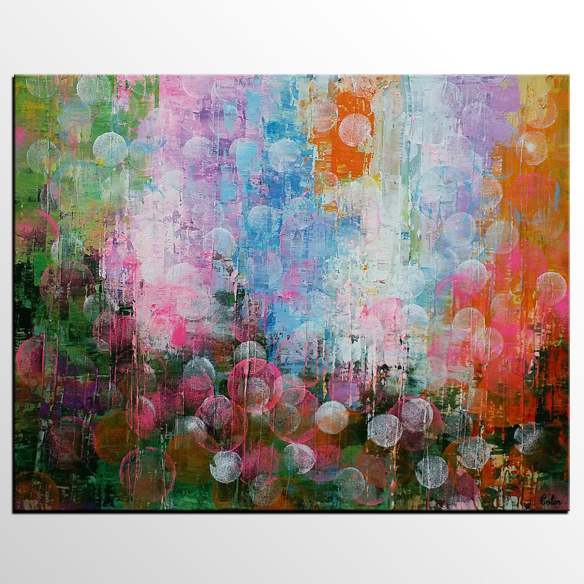 Living room painting canvas wall art abstract painting for Abstract wall art