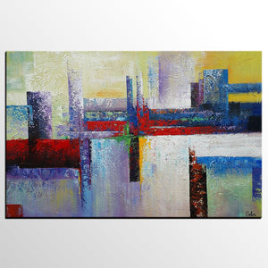 Canvas Painting Large Canvas Art Wall Art Original Artwork Modern