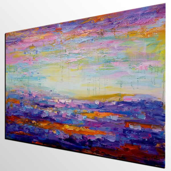 Modern Painting, Abstract Art, Oil Painting, Landscape Painting, Large Art, Canvas Art, Wall Art, Canvas Painting, Painting 250