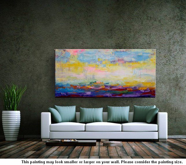 Large Art, Canvas Wall Art, Original Artwork, Oil Painting, Modern Painting