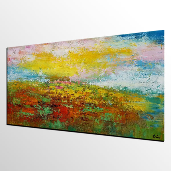 Canvas Painting, Contemporary Wall Art, Modern Painting, Large Art, Canvas Art, Wall Art, Original Artwork, Canvas Painting 262