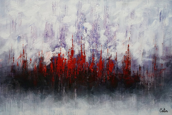 Original Painting, Abstract Wall Art, Abstract Painting, Large Art, Canvas Art, Wall Art, Original Artwork, Canvas Painting 284 - artworkcanvas