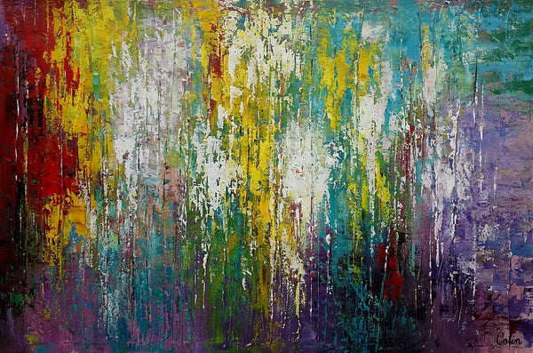 Original Wall Art, Abstract Painting, Large Art, Canvas Art, Abstract Wall Art, Original Artwork, Canvas Painting, 318 - artworkcanvas