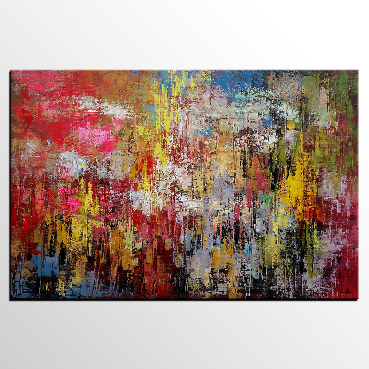 Canvas Painting, Original Wall Art, Abstract Painting, Large Art, Canvas Art, Wall Art, Abstract Art, Canvas Painting, Modern Art, 331 - artworkcanvas