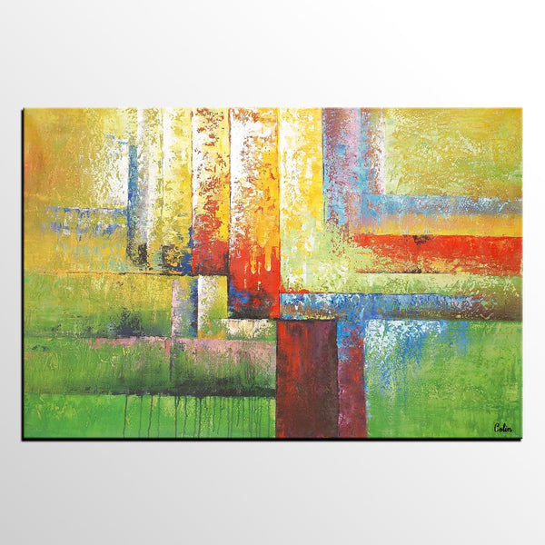 Large Wall Art, Contemporary Art, Abstract Art, Canvas Painting, Large Art, Canvas Wall Art