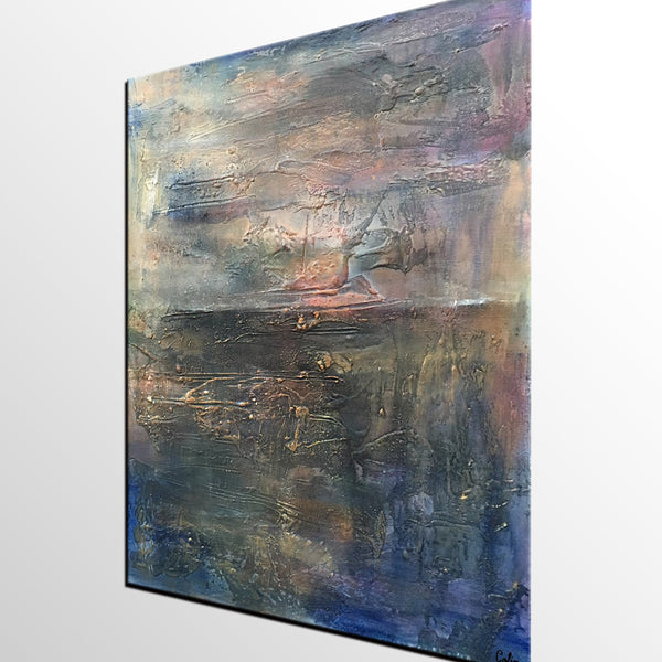 Abstract Wall Art, Heavy Texture Art, Oil Painting, Large Abstract Painting, Original Painting - artworkcanvas