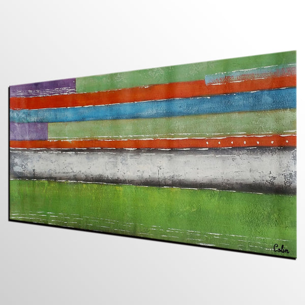 Large Art, Canvas Art, Original Artwork, Canvas Painting-artworkcanvas