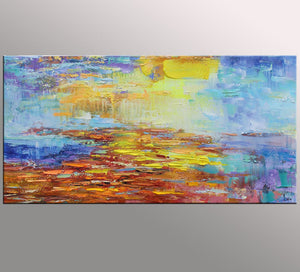 Abstract Painting, Contemporary Art, Canvas Painting, Oil Painting - artworkcanvas
