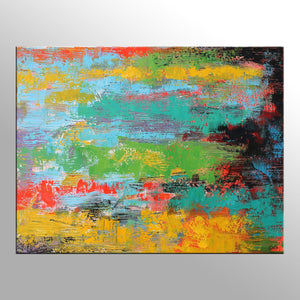 Contemporary Art, Abstract Landscape Art, Large Art, Abstract Painting, Original Painting