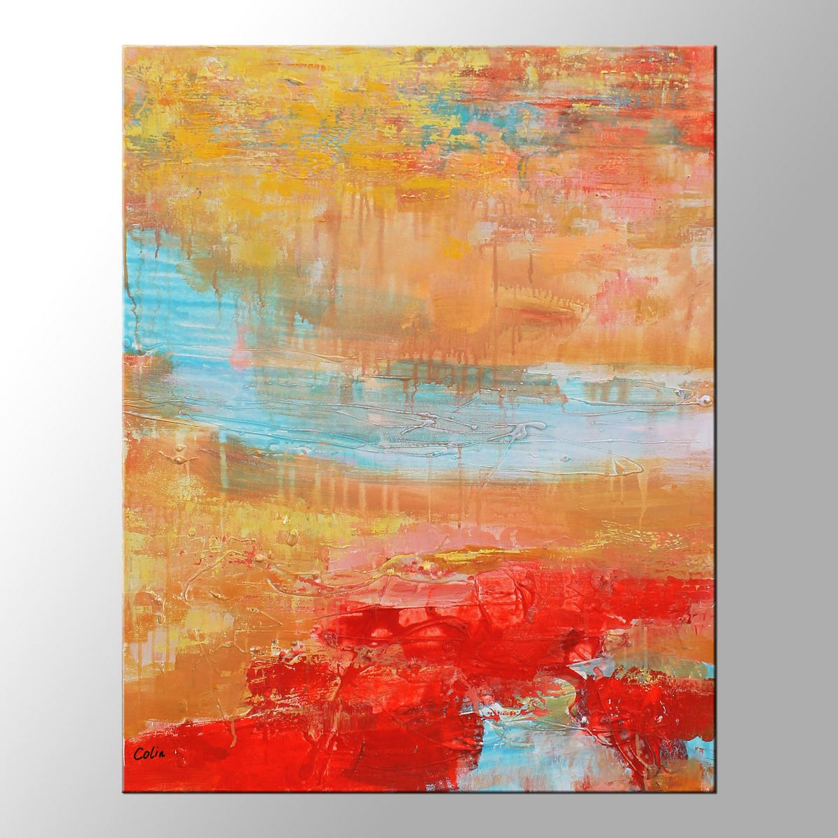 Contemporary Art, Abstract Art, Large Art, Abstract Painting, Original Painting