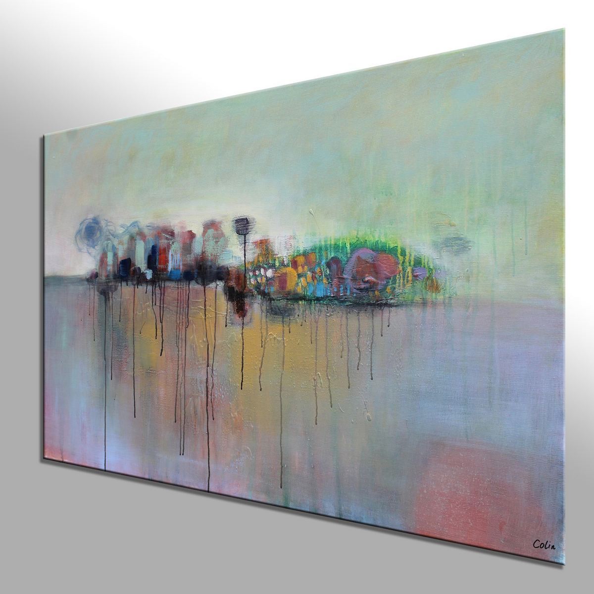 Modern Art, Canvas Art, Wall Painting, Wall Art, Abstract Painting, Bedroom Wall Art, Original Artwork, Canvas Painting, Abstract Art, 559
