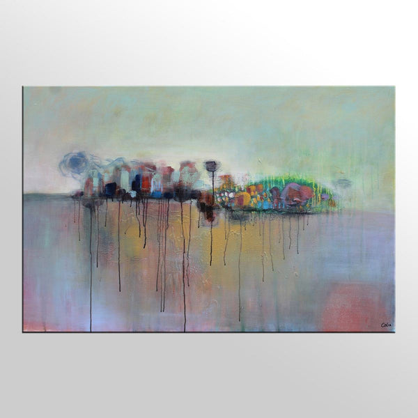 Modern Art, Canvas Art, Wall Painting, Wall Art, Abstract Painting,  Custom Canvas Painting, Abstract Art, 559 - artworkcanvas