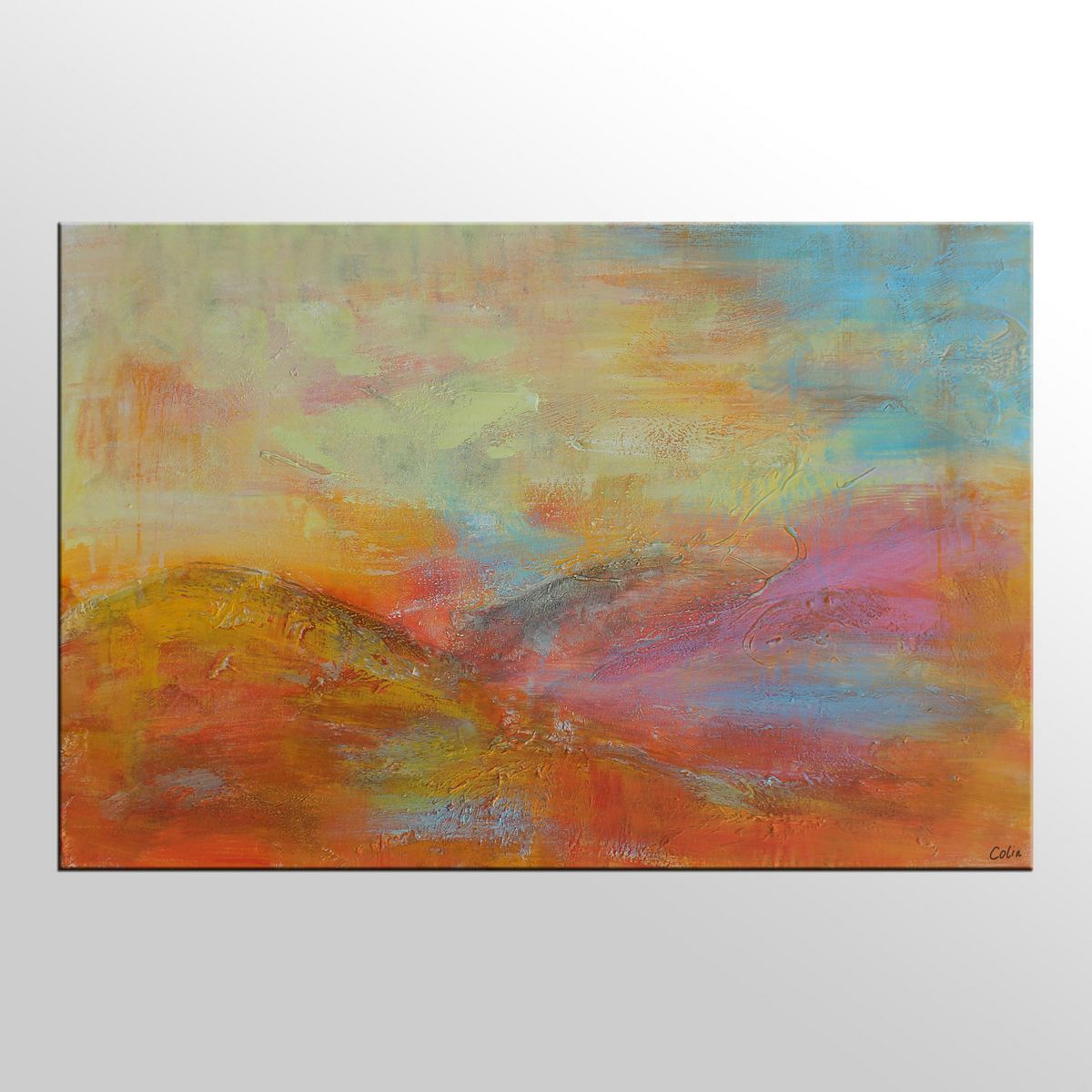 Home Art, Canvas Art, Abstract Painting, Mo...