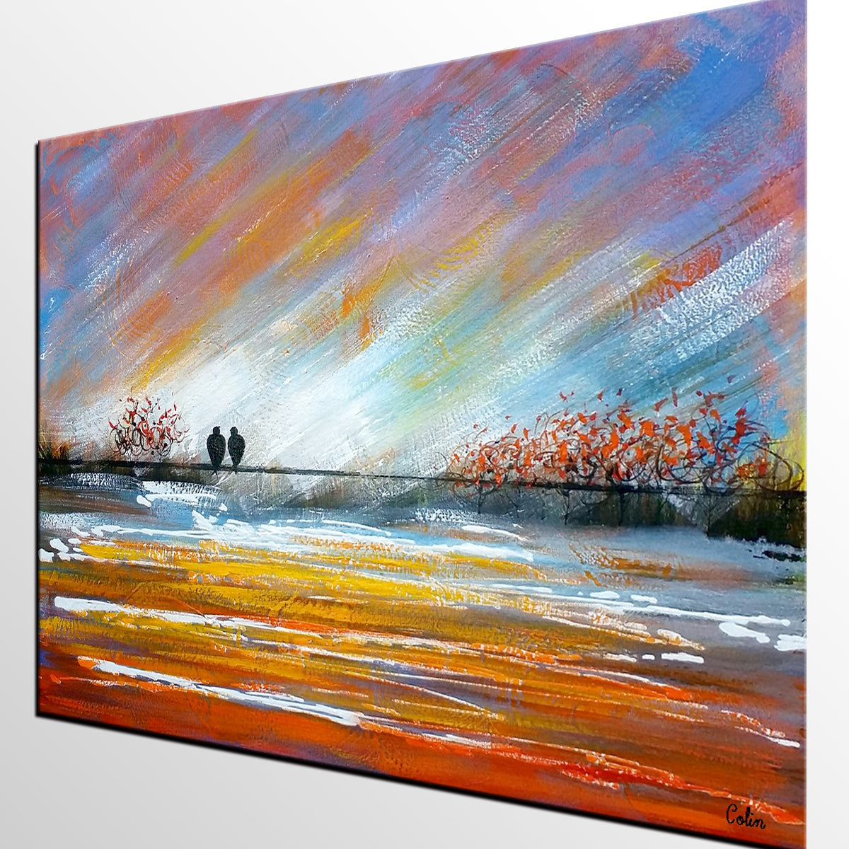 Modern Painting, Abstract Art, Contemporary Art, Abstract Painting, Large Art, Canvas Art, Wall Art, Canvas Painting