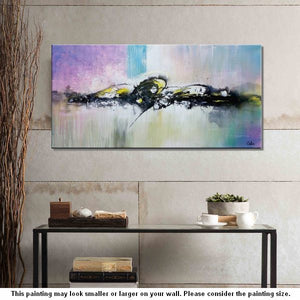 Living Room Wall Art, Abstract Art, Wall Painting, Acrylic Painting, Abstract Painting, Large Art, Canvas Art, Canvas Painting