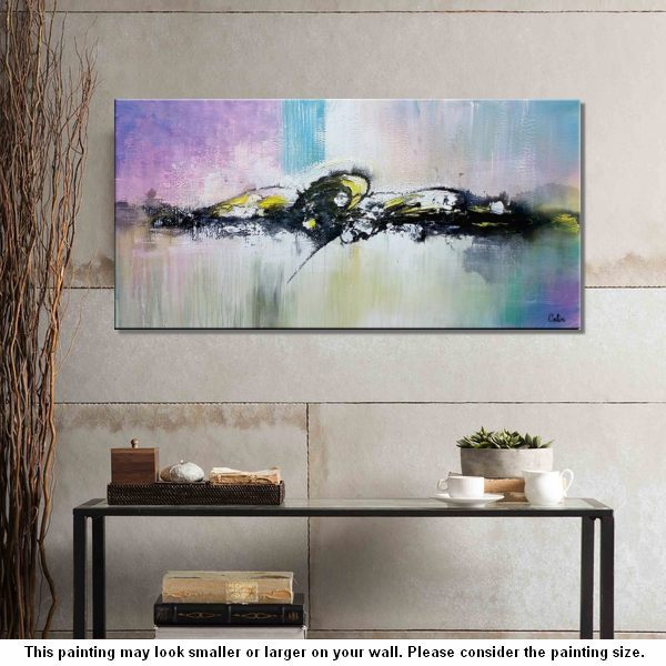 Living Room Wall Art, Abstract Art, Wall Painting, Acrylic Painting, Abstract Painting, Large Art, Canvas Art, Canvas Painting - artworkcanvas