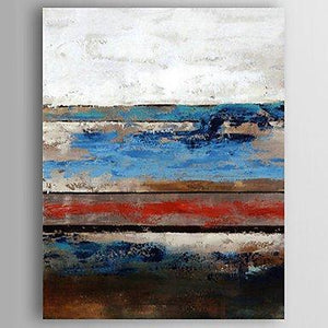 Canvas Painting, Kitchen Wall Art, Acrylic Painting, Abstract Wall Art, Canvas Wall Art