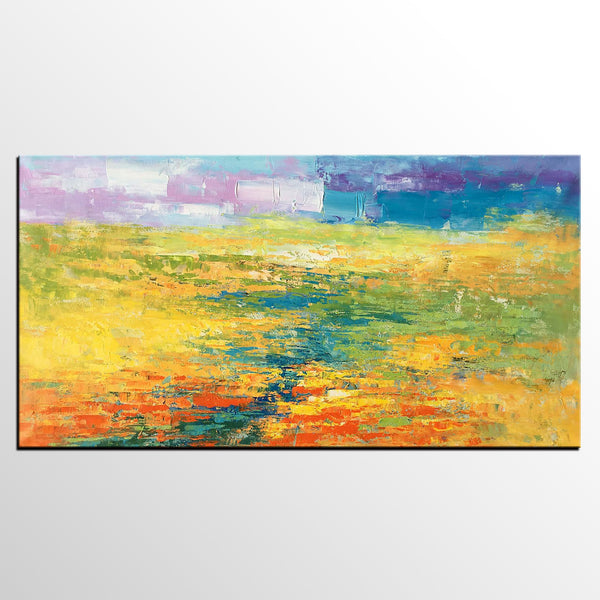 Canvas Art, Custom Abstract Painting, Extra Large Wall Painting, Home Art Decor, Painting for Sale - artworkcanvas