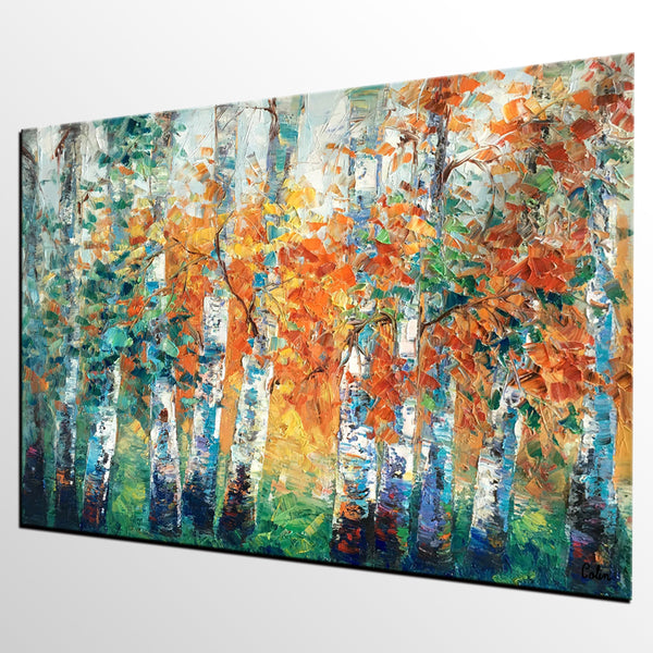 Abstract Art Painting, Large Canvas Art, Contemporary Art, Canvas Painting, Oil Painting - artworkcanvas