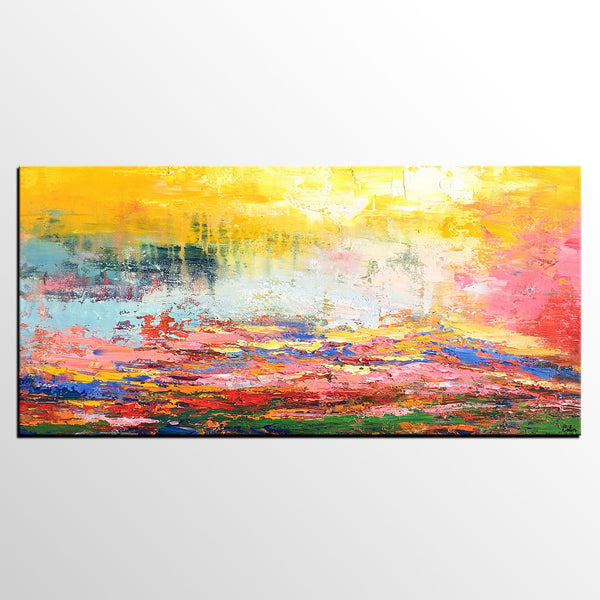 Abstract Painting for Sale, Large Canvas Painting, Acrylic Art Painting, Original Painting - artworkcanvas