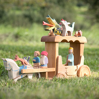 Fairy Tale Worlds Ostheimer Wooden Toys