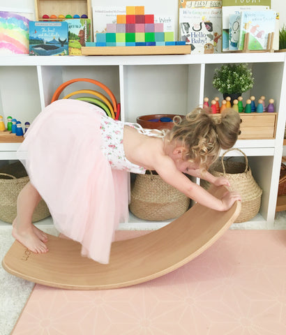 Wobbel Board or Kinderboard - What's the difference?