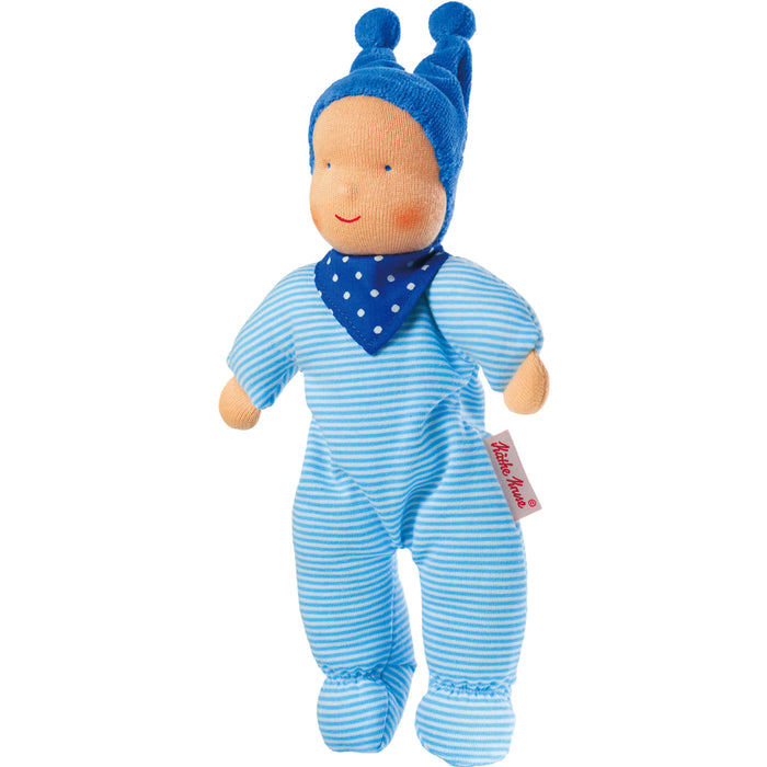 Kaethe Kruse Cuddle Doll Baby Darling Blue