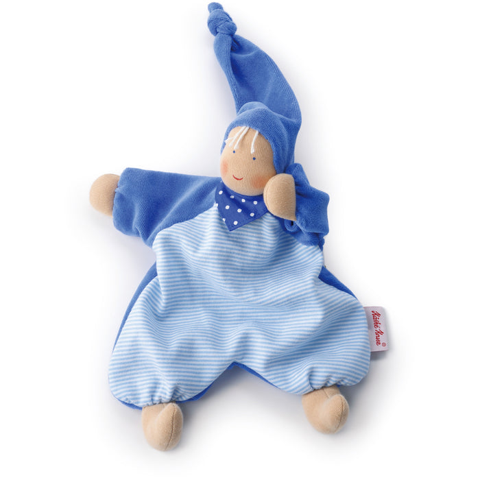 Kaethe Kruse Cuddle Doll Blue