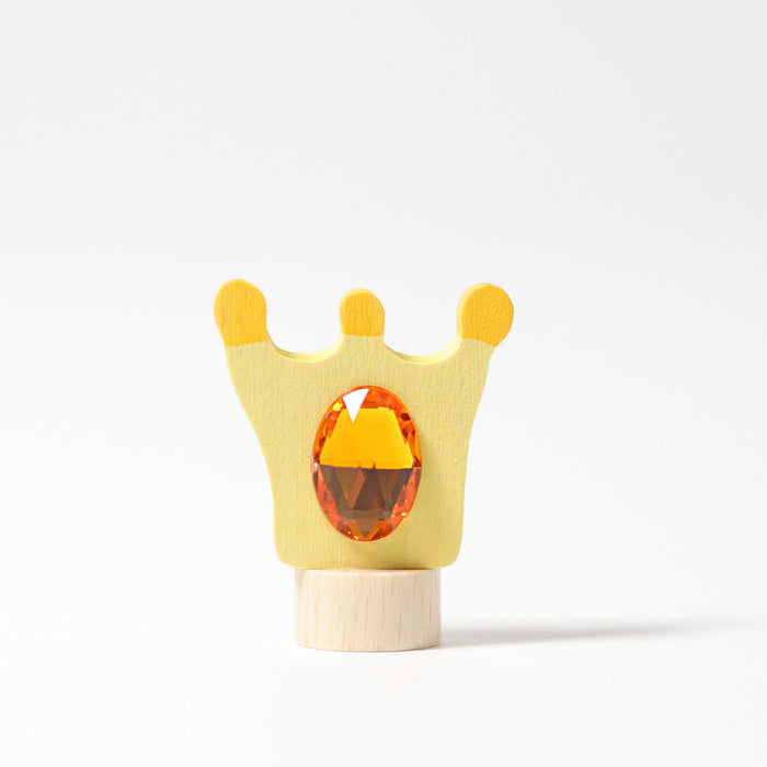 03314 Grimms Crown Candle Holder Decoration